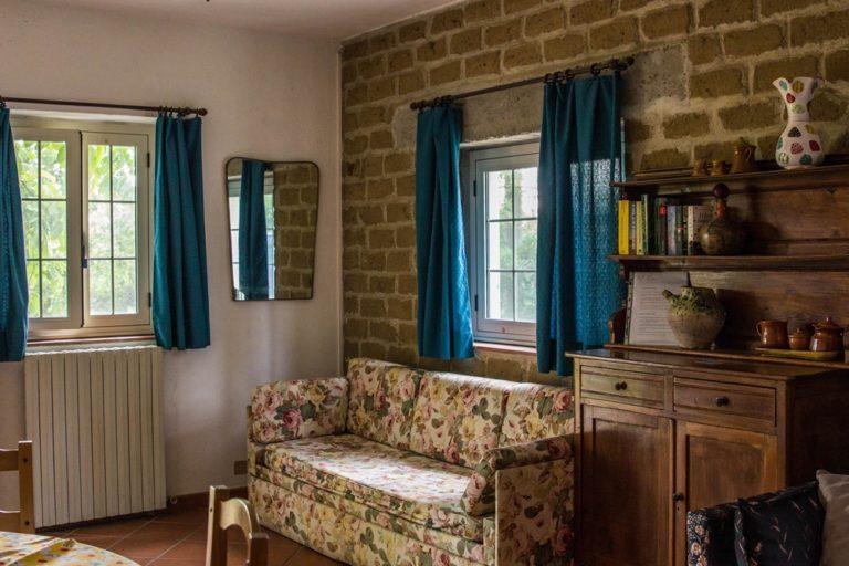 Podere le Chiuse Sovana casa vacanze appartamenti in Maremma
