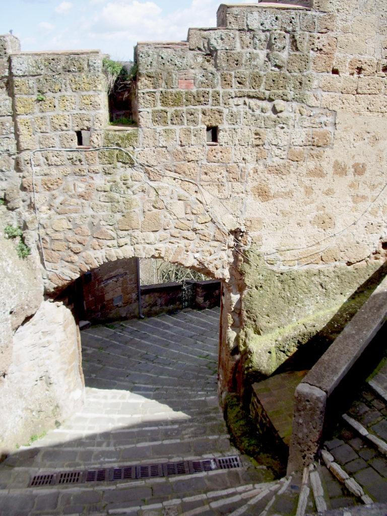 Porta_di_Sovana_Mura_di_Pitigliano